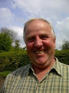 Image of Norfolk sheep farmer Jimmy Denny