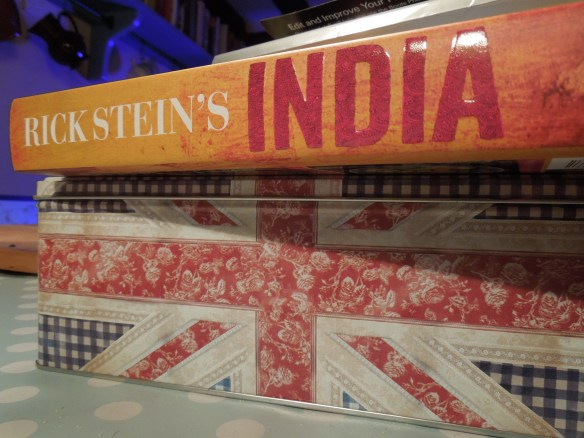 Image of Rick Stein's Indian cookbook