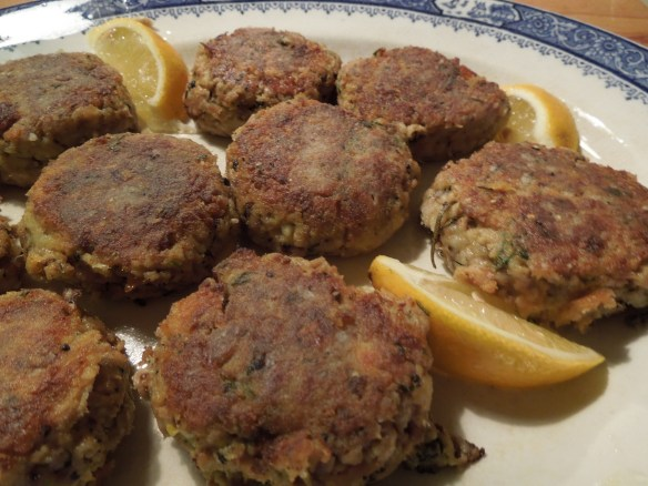 Image of spicy lamb rissoles