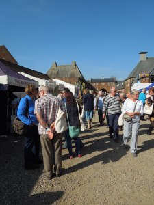 Image of people at Aldburgh Food and Drink Festival