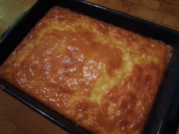 Image of corn pudding