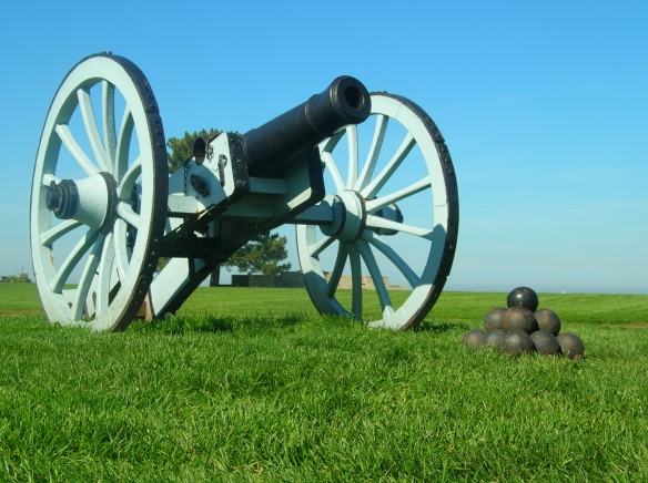 Image of a cannon