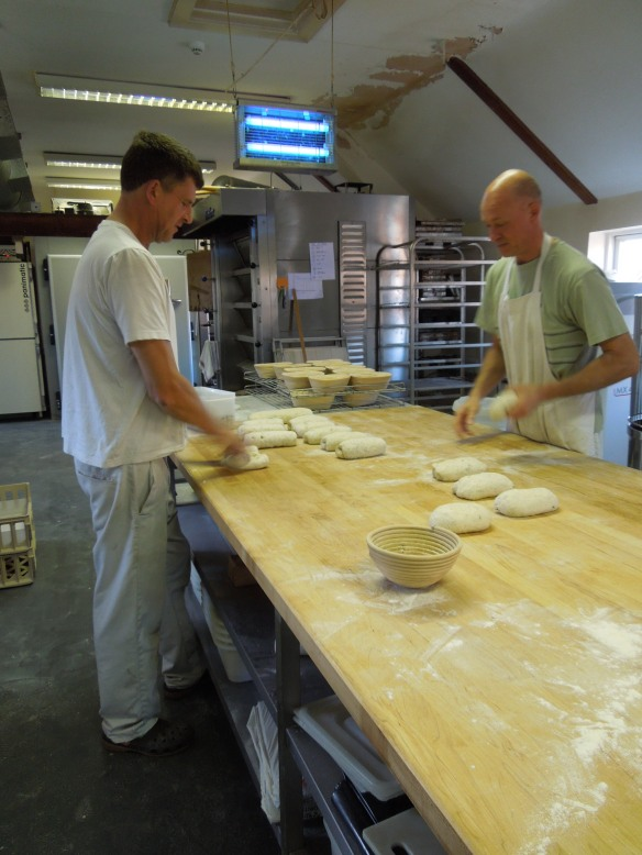 Image of bakers at work