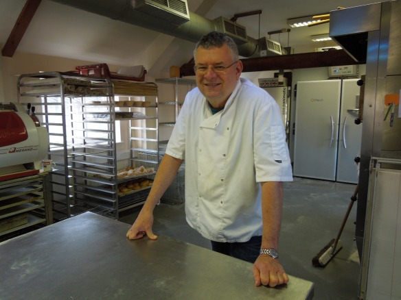 Image of Chris Brennan of Pump Street Bakery