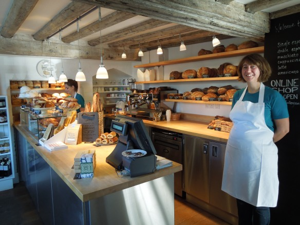 Image of Pump Street Bakery's Orford shop