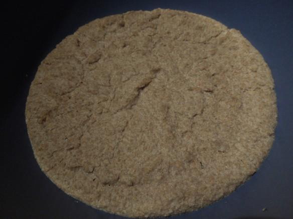 Image of pre-ferment rising
