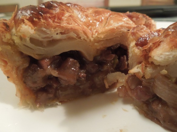 Image of pie cut open