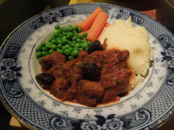 Image of stew served up
