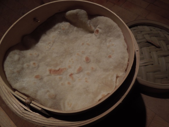 Image of Chinese pancakes