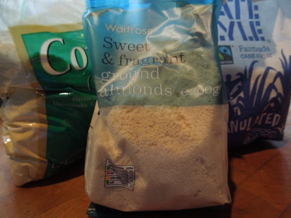 Image of dry ingredients