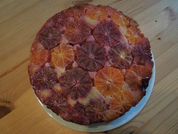 Image of finished cake
