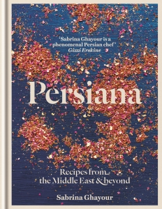 Image of the Persiana cookbook