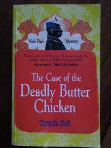 Image of The Case of the Deadly Butter Chicken