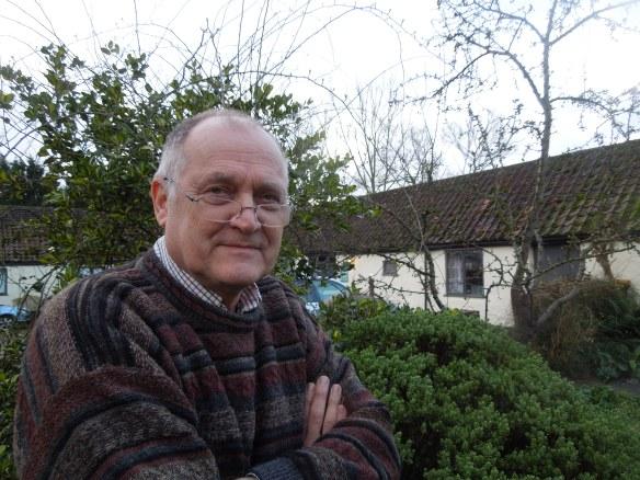Image of David Wickes at 7.45