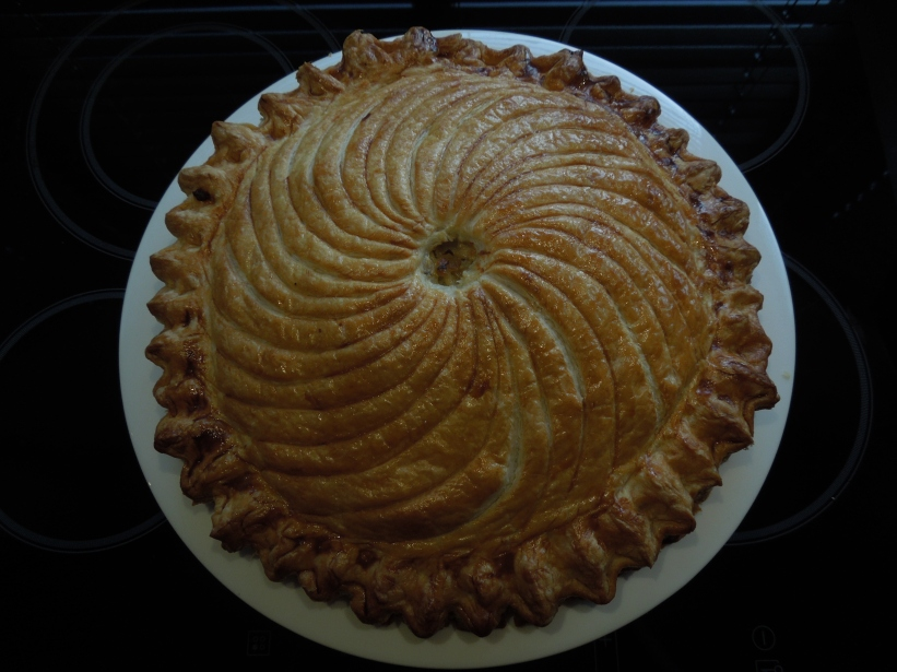 Image of cooked pithivier