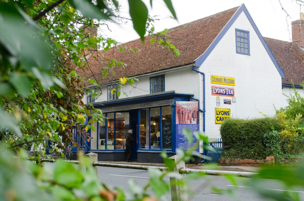 Image of Emmett's store