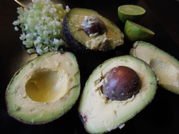 Image of salsa ingredients