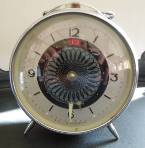 Image of alarm clock with hands at 0530