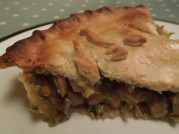 Image of a slice of pie