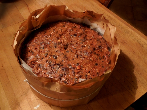 Image of baked cake
