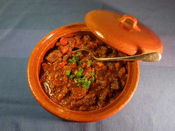 Image of Corsican beef stew