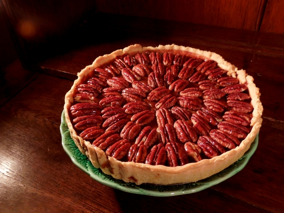 Image of completed pie