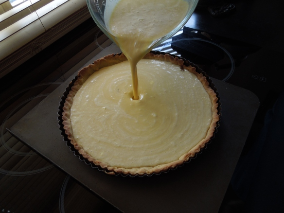 Image of tarte au citron