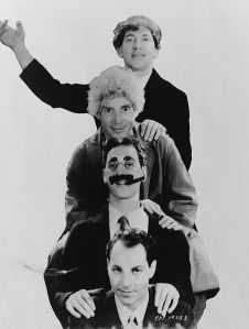 Image of the Marx Brothers