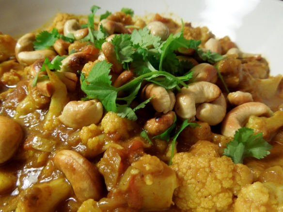 Image of Goan Cauliflower Curry