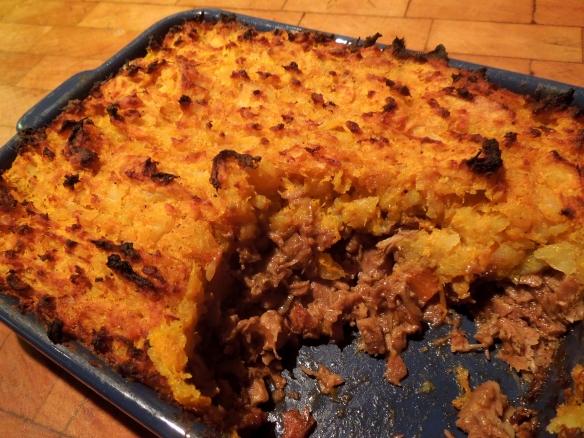Image of Morrocan-inspired shepherd's pie