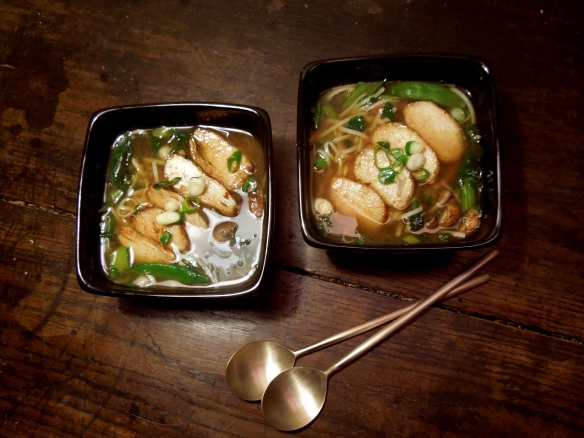 Image of bowls of soup