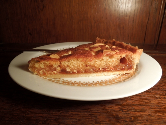 Image of a slice of tart