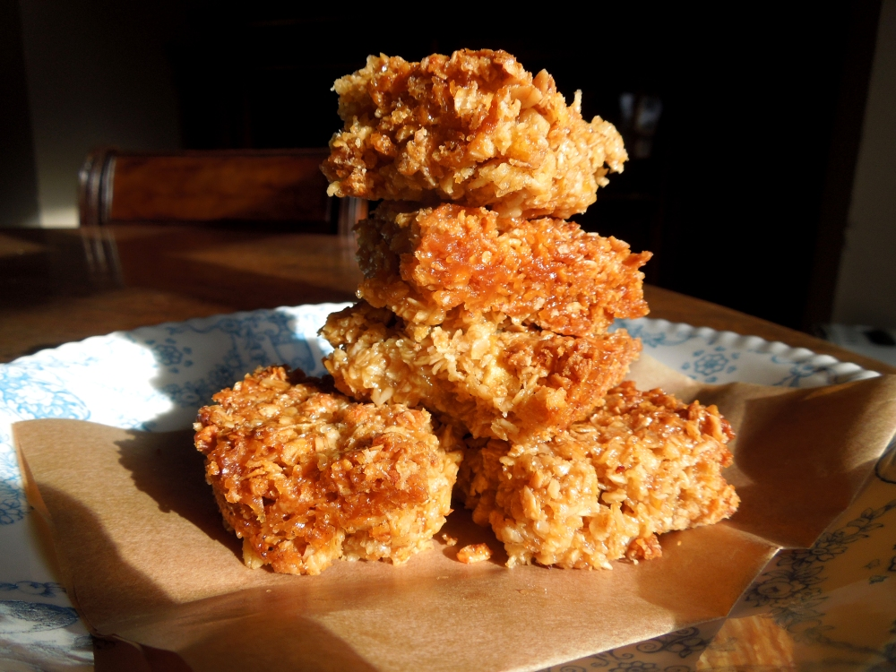 Image of a stack of flapjacks