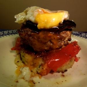Image of breakfast brunch stack