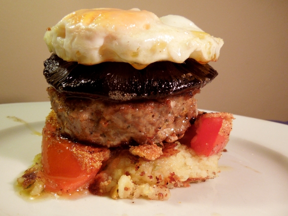 Image of breakfast brunch stack
