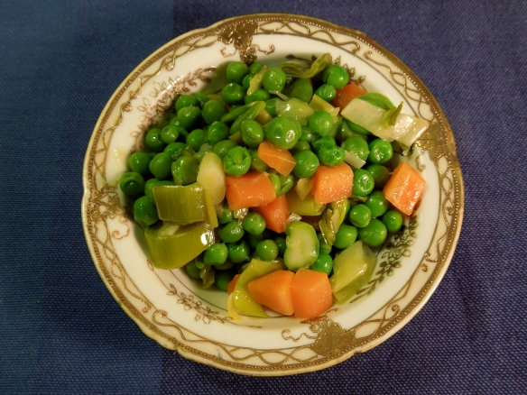 Image of braised vegetables