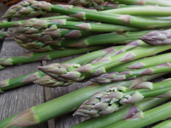 Image of asparagus spears