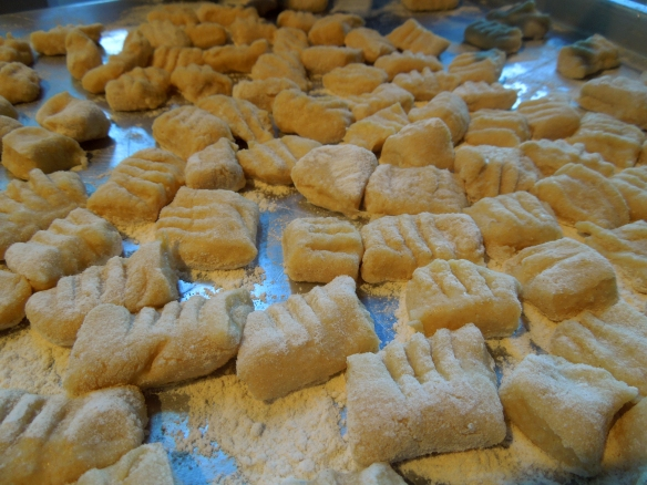 Image of prepared gnocchi