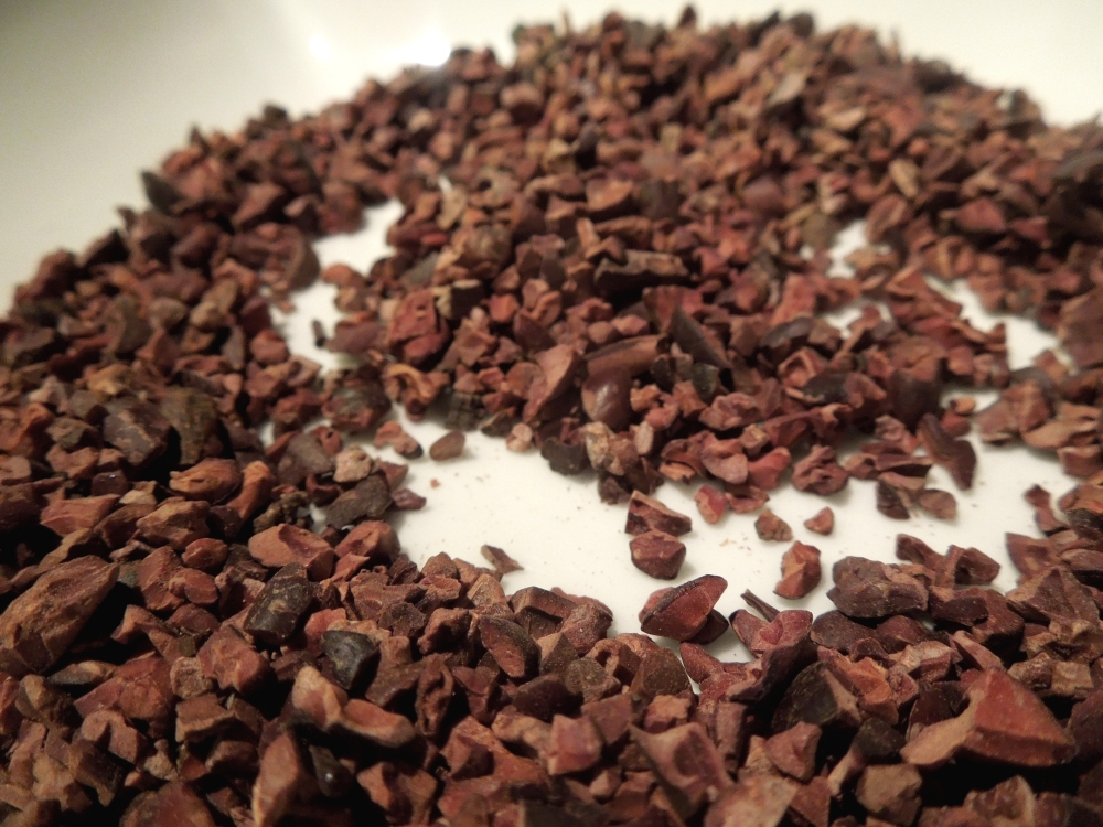 Image of cocoa nibs
