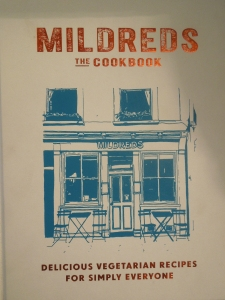 Image of Mildred's cookbook