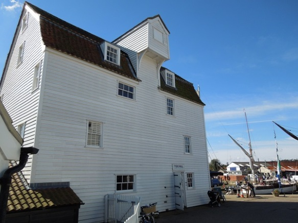 Image of Woodbridge Tide Mill