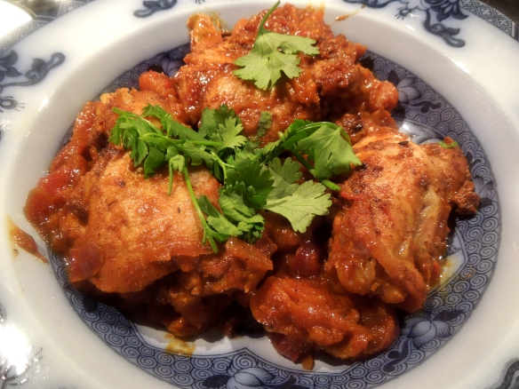 Image of Parsee Chicken with Apricots
