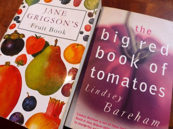 Image of Fruit Book and Big Red Book of Tomatoes
