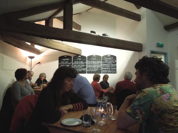 Image of Shillingfords restaurant