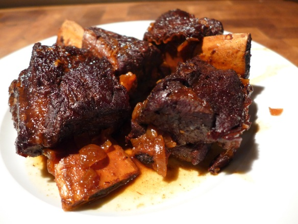 Image of cooked ribs