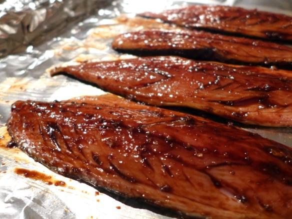 Image of marinated mackerel