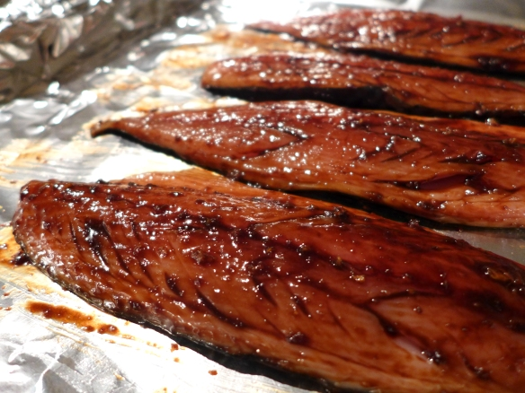 Image of marinated mackerel