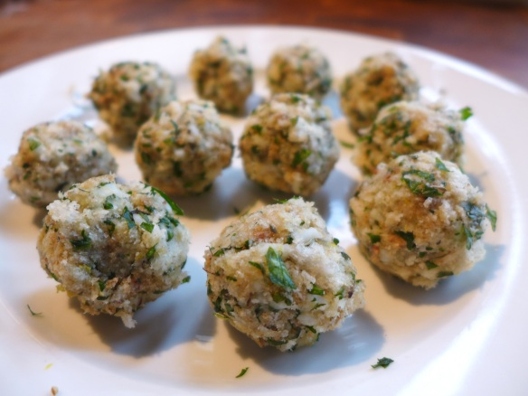 Image of forcemeat balls