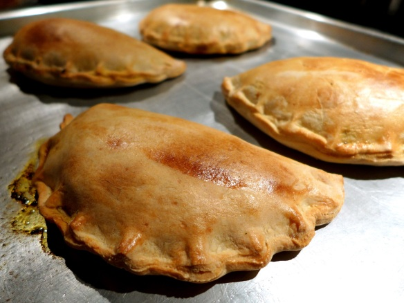 Image of cooked empanadas