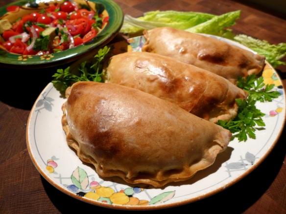 Image of tuna empanadas
